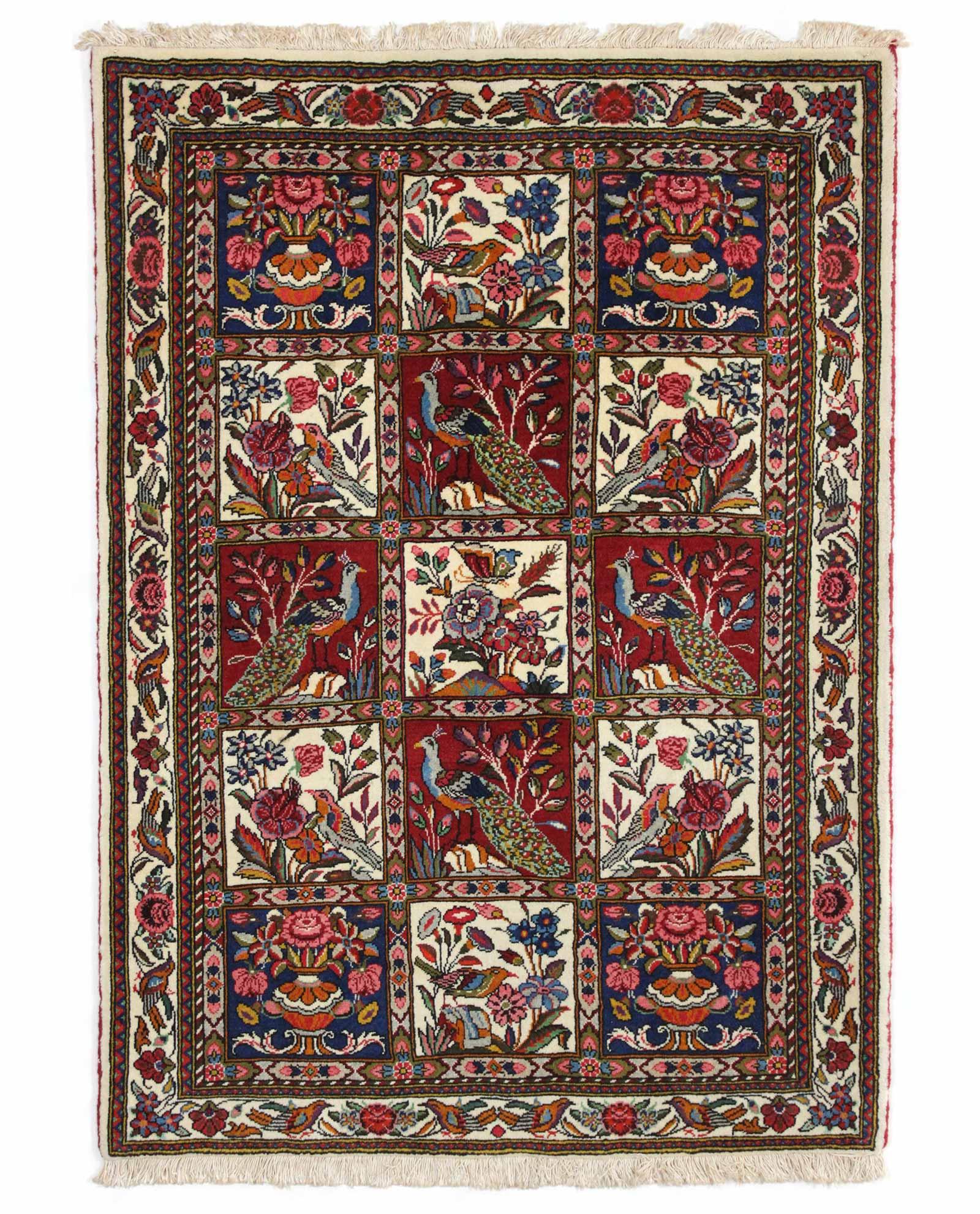 Top Tapis Persan Bakhtiar 13824 | Iranian Carpet XR61