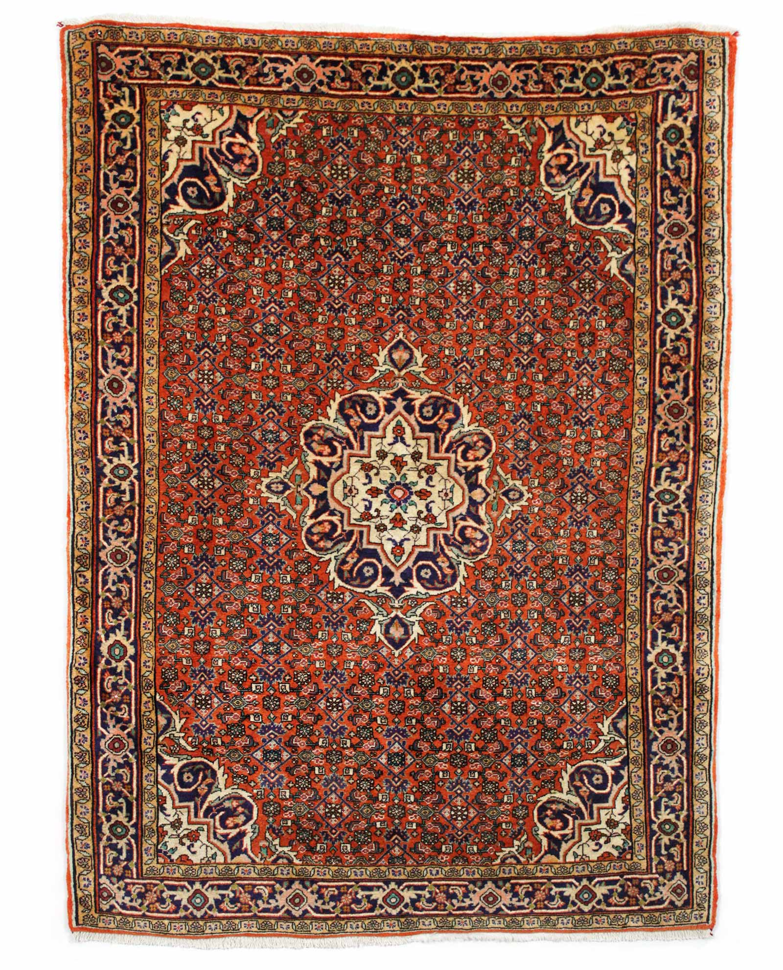 tapis persan bijar 14974 iranian carpet. Black Bedroom Furniture Sets. Home Design Ideas