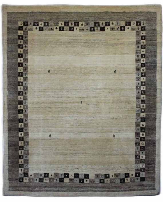 tapis persan loribaft 17161 iranian carpet. Black Bedroom Furniture Sets. Home Design Ideas