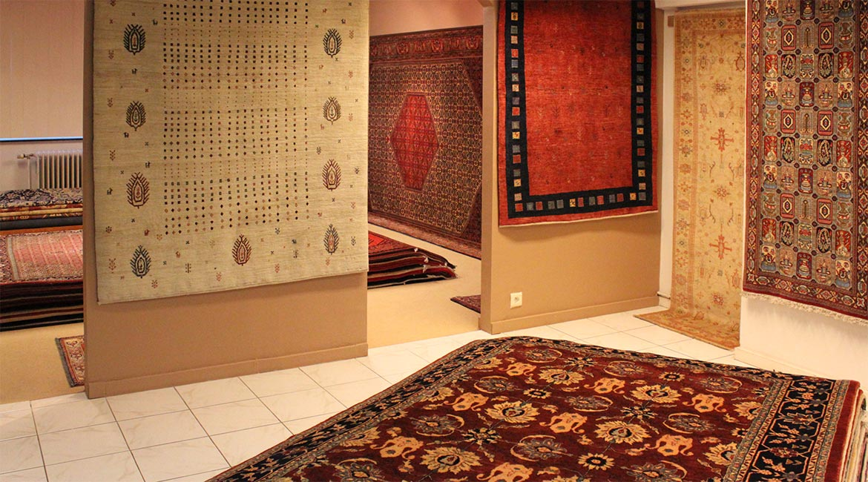 Showroom tapis Orientaux