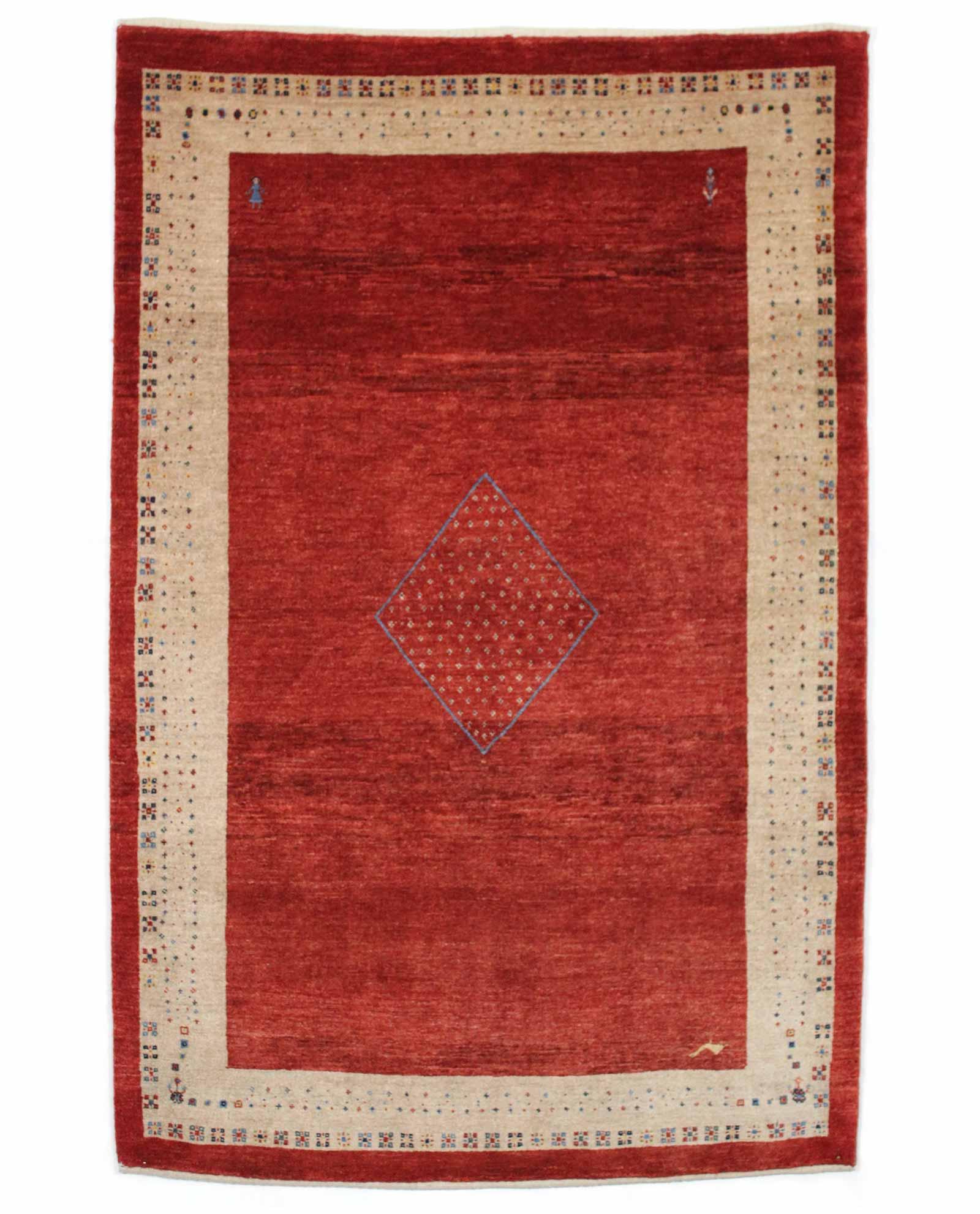 Tapis Persan Loribaft 15091 Iranian Carpet