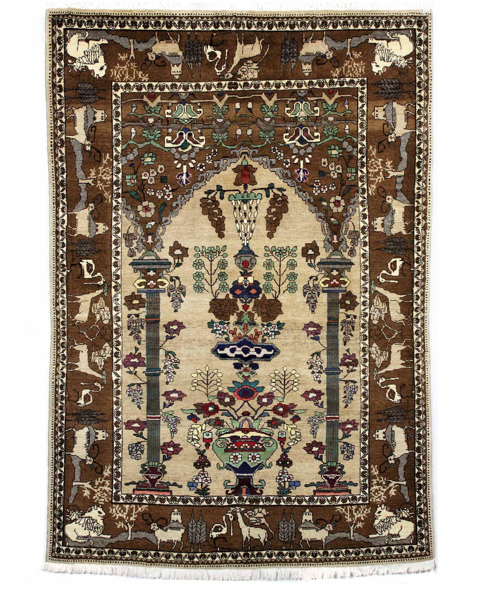 Persian Rug Semnan 15163